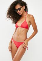 dailyfriday - Tie side bikini brief