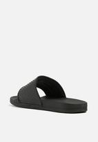 8011e99c1 Riptide men slide - black Steve Madden Sandals & Flip Flops ...