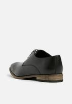 Superbalist - Barry formal derby shoe - black