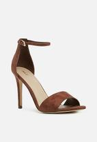 ALDO - Kaaedia suede - brown