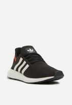 adidas Originals - Swift Run - core black/ftwr white/grey one