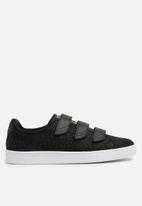 PUMA - Basket Strap ExoticSkin - black