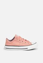 Converse - Chuck Taylor All Star Madison Ox -  rust pink/violet dust/white
