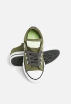 Converse - Chuck Taylor All Star Street  Slip - field surplus/almost black