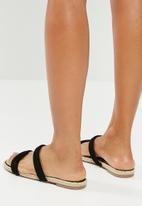 Superbalist - Kaylee sandal - black