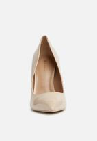 Call It Spring - Mykel court heel - neutral