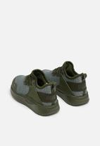 PUMA - Pacer Next Cage Knit AC PS - f.night/Lauren/wreath
