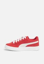 PUMA - Suede PS - high risk-red/white