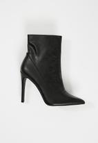 Superbalist - Siletto boot - black