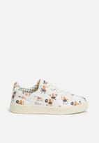 PUMA - Puma X TC Basket  PS - white/multi