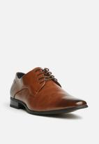 Gino Paoli - Brian formal shoe - tan
