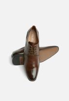 Gino Paoli - Brian formal shoe - brown