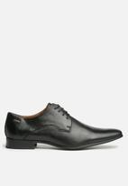 Gino Paoli - Brian formal shoe - black