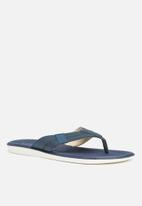 Call It Spring - Fortlibe flat - navy