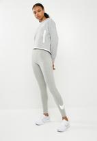 Nike - Club logo leggings - grey
