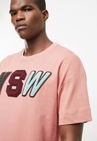 Nike - NSW tee - pink