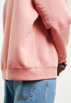 Nike - Nsw crew long sleeve fleece sweat - pink