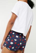 New Look - Beauty and the Beast pajama set - multi