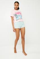 New Look - MTV pajama set - multi