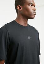 Nike - NSW tech short sleeve tee - black