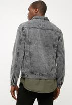 New Look - Basic western jacket - grey