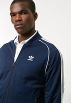 adidas Originals - Sst track top collegiate - navy & white
