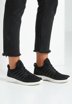 Cotton On - Faith sock trainer - black