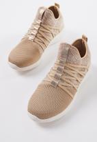 Cotton On - Faith sock trainer - beige