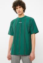 adidas Originals - Tennis tee - green
