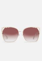 ALDO - Sanbasil sunglasses - gold
