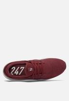 New Balance  - MS247PB - burgundy