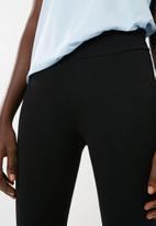 PUMA - ESS logo leggings - black