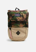 JanSport - Pike backpack - khaki