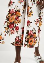 Superbalist - Wide leg knit culotte - multi