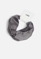 Cotton On - Manhattan headband - charcoal