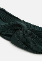 Cotton On - Manhattan headband - June bug pleat