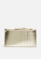 Cotton On - Indiana card holder - gold