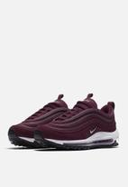 Nike - Air Max 97 Special Edition - bordeaux / white