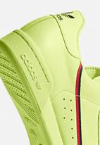 adidas Originals - Continental 80 - semi solar yellow/scarlet/ collegiate navy