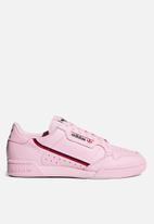 adidas Originals - Continental 80 - clear pink/scarlet/collegiate navy