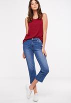 Cotton On - Olivia summer tank -  red