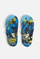 Character Group - Batman flip flops - blue multi