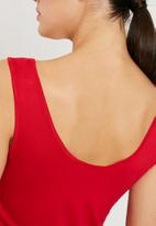 Superbalist - Scoop neck vest 3 pack - multi
