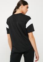 Nike - Dry GRX tee - black