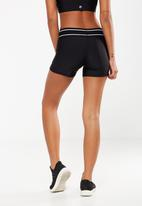 Cotton On - Active gym short - black