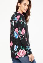 Cotton On - Rebecca summer  shirt - multi