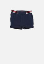 Cotton On - Jamie slouch short - navy