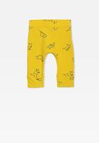 Cotton On - Mini legging - yellow
