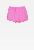 Cotton On - Nila knit short - pink