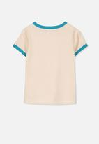 Cotton On - Anna short sleeve tee - pink
